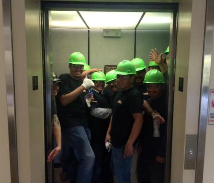 SERVPRO of Lake Oswego/ West Linn Crew