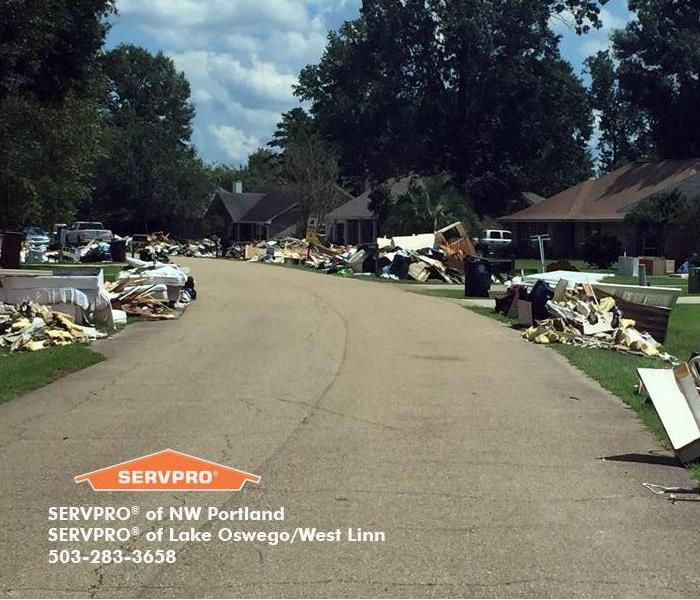 When Storms Hit, SERVPRO of Lake Oswego/ West Linn Hits Back Harder!