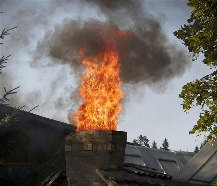 Fire Damage Lake Oswego Area Smoke and Soot Cleanup