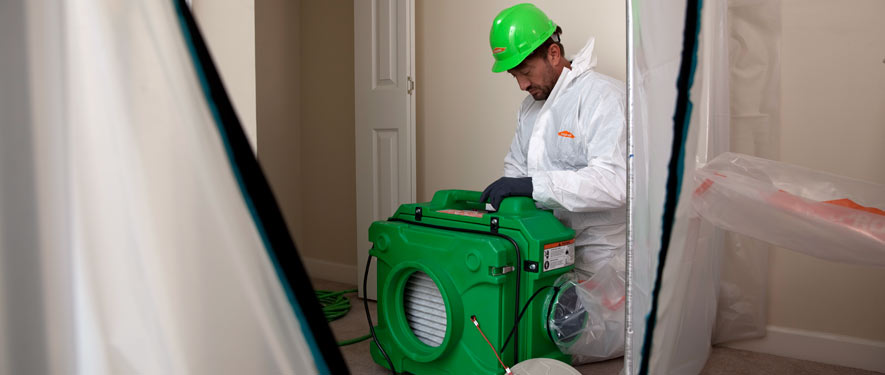 Lake Oswego, OR mold cleanup