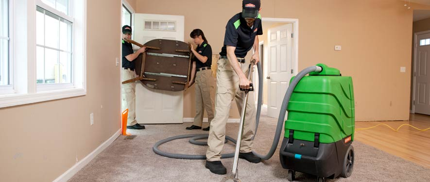 Lake Oswego, OR residential restoration cleaning